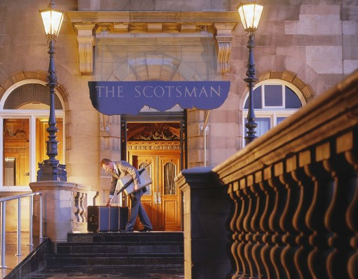 gallery The Scotsman Hotel